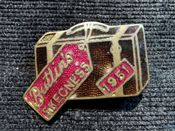 Butlins, Skegness, 1951 Souvenir Pin Badge, VG, AA14